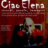 Ciao Elena -15 Febbraio 2015