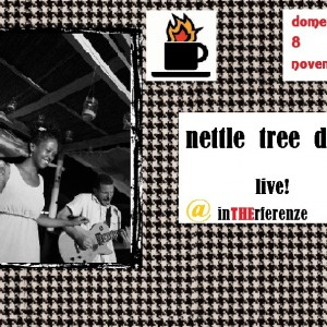 Nettle Tree Duo live in sala da the