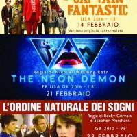 cinema inverno 2017
