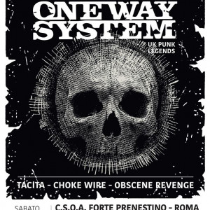 one way system light 5 ott 2019